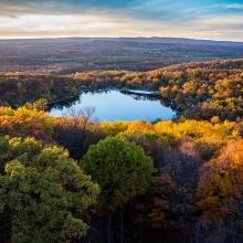 Wallkill Lake, NJ   Aerial Photography